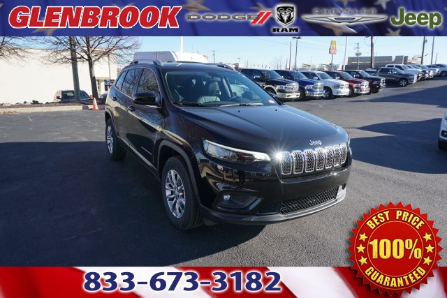 New 2019 Jeep Cherokee Latitude Plus Sport Utility In Fort Wayne