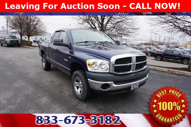 Pre-Owned 2008 Dodge Ram 1500 ST