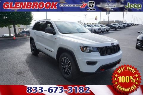 New 2018 JEEP Grand Cherokee Trailhawk