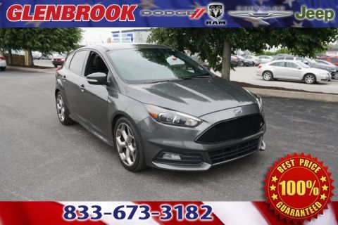 Pre-Owned 2016 Ford Focus ST