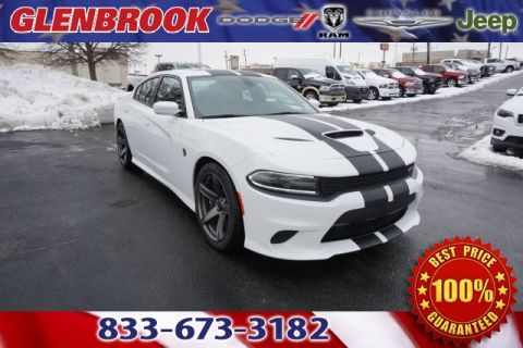 Pre-Owned 2018 Dodge Charger SRT Hellcat