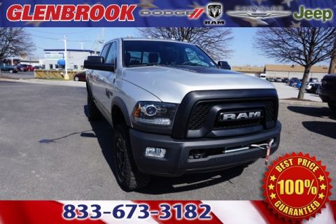Pre-Owned 2017 Ram 2500 Power Wagon